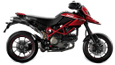 HYPERMOTARD 1100 (2010 - 2012) - EVO - SP