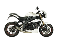 SPEED TRIPLE 1050 (2016 - 2017) - S - R