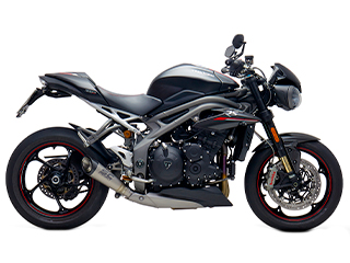 SPEED TRIPLE 1050 (2018 - 2019) - S - RS
