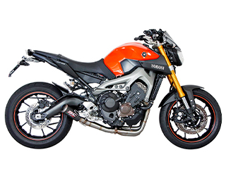 Sc Project Yamaha Mt 09 2014 2016