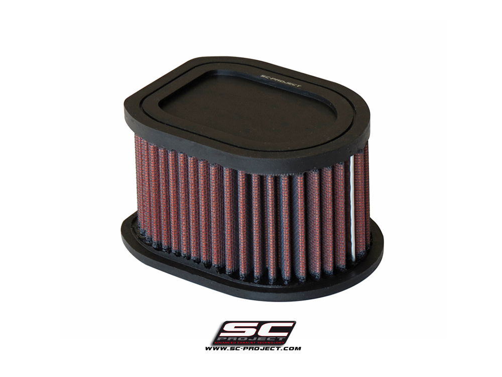 Air filter, specific for Kawasaki Z750