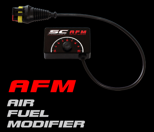 AFM Additional Power Unit, specific for Triumph STREET TRIPLE 675 (2013 - 2016) - R - RX