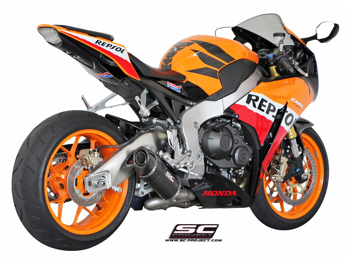 Sc Project Honda Cbr 1000 Rr 2008 2013