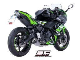 Sc Project Kawasaki Ninja 650 2017 2019