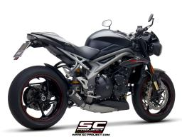 Sc Project Triumph Speed Triple 1050 2018 2020 S Rs