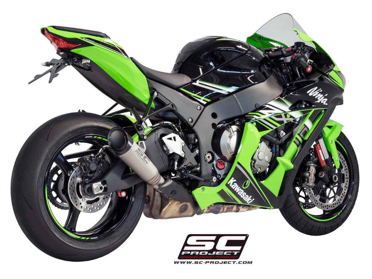Sc Project Kawasaki Ninja Zx 10 R 2016 2018