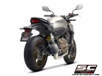 Full Exhaust System 4-1, with SC1-M Muffler