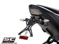 Kit SC-PROJECT: SC1-R Muffler, License plate frame and Indicator lights