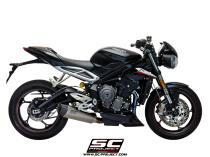 Full Exhaust System 3-1, compatible with SC1-R Muffler (Muffler not included)