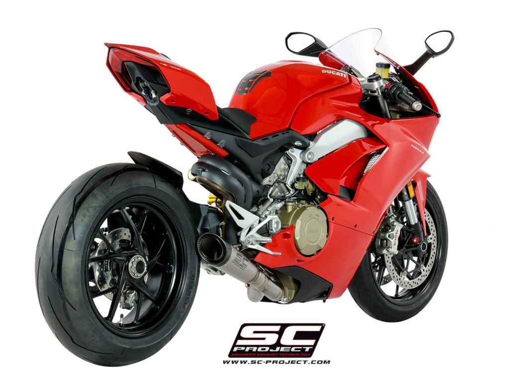 S1 Muffler Ducati Panigale V4