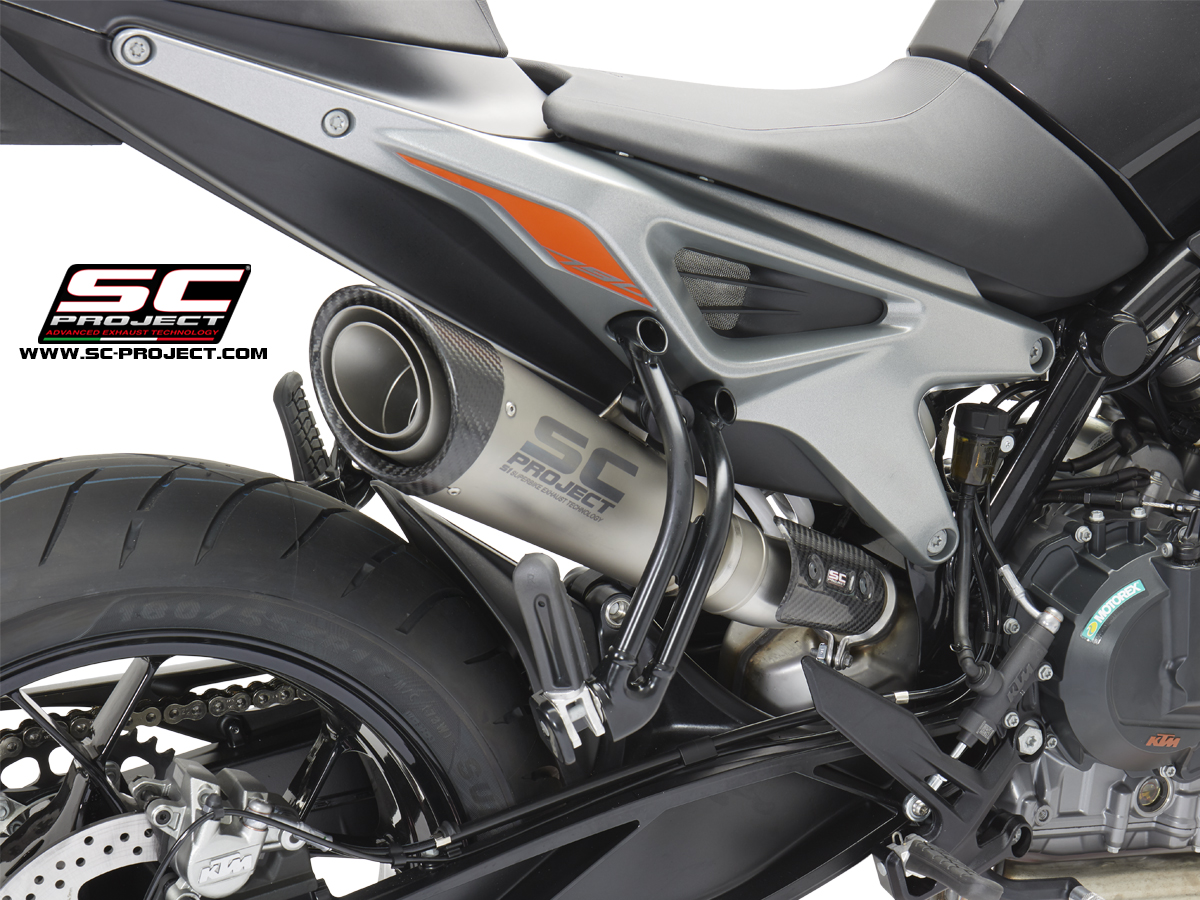SC-Project join the party - 2018 KTM 790 Duke Forum