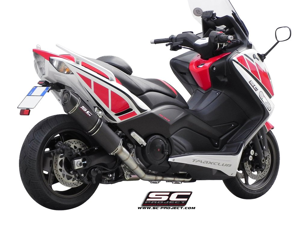 SC-Project Australia - Yamaha TMAX - Full System Exhaust - By SC-Project 1