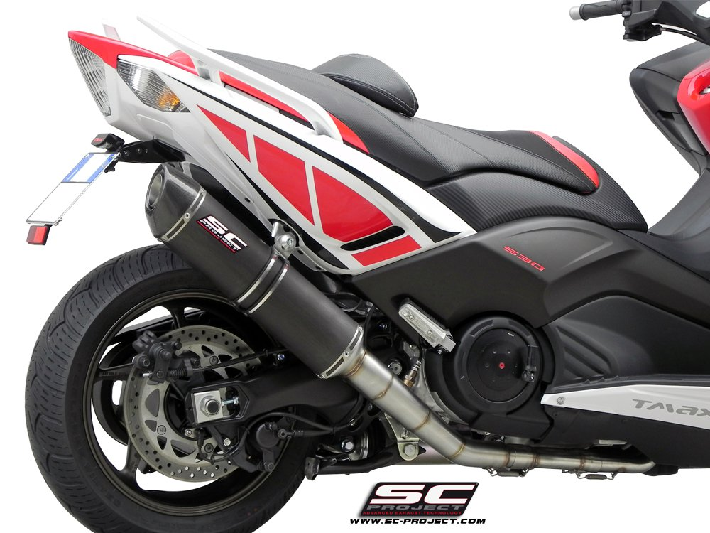 SC-Project Australia - Yamaha TMAX - Full System Exhaust - By SC-Project 3
