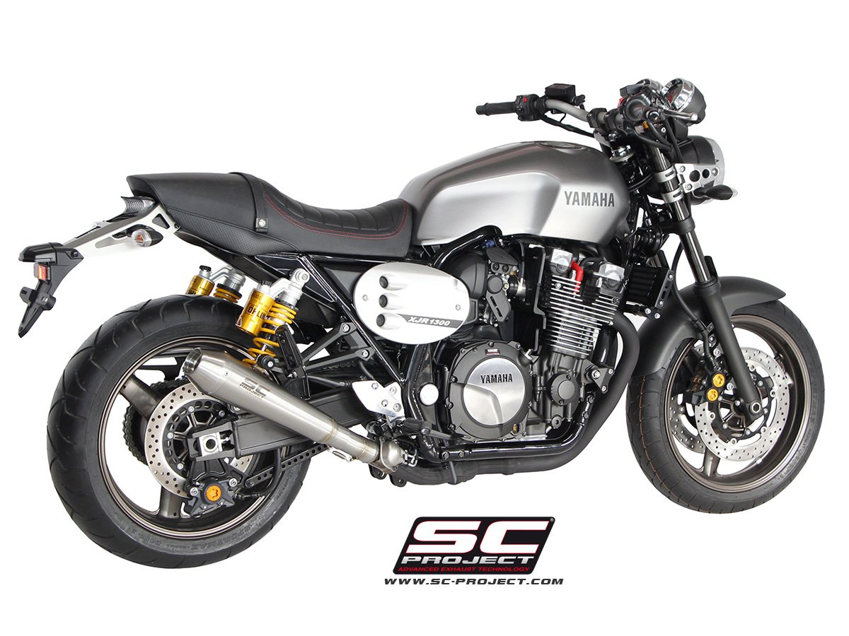yamaha xjr 1300 exhaust sc project. Black Bedroom Furniture Sets. Home Design Ideas